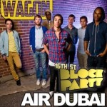 August 2011 – Air Dubai (16th St. Block Party)
