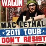 September 2011 – Mac Lethal