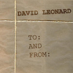 "Review: David Leonard – ""To and From"""