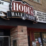 Grand Re-Opening of Hodi's Half Note