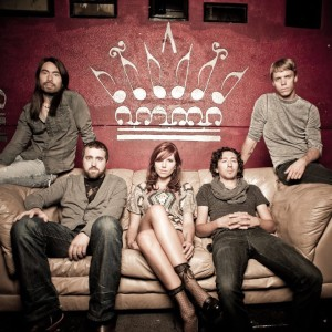 Rachel and the Kings - Saturday @ The Aggie