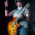 Photos: Ted Nugent, Laura Wilde @ The Ogden 7/25