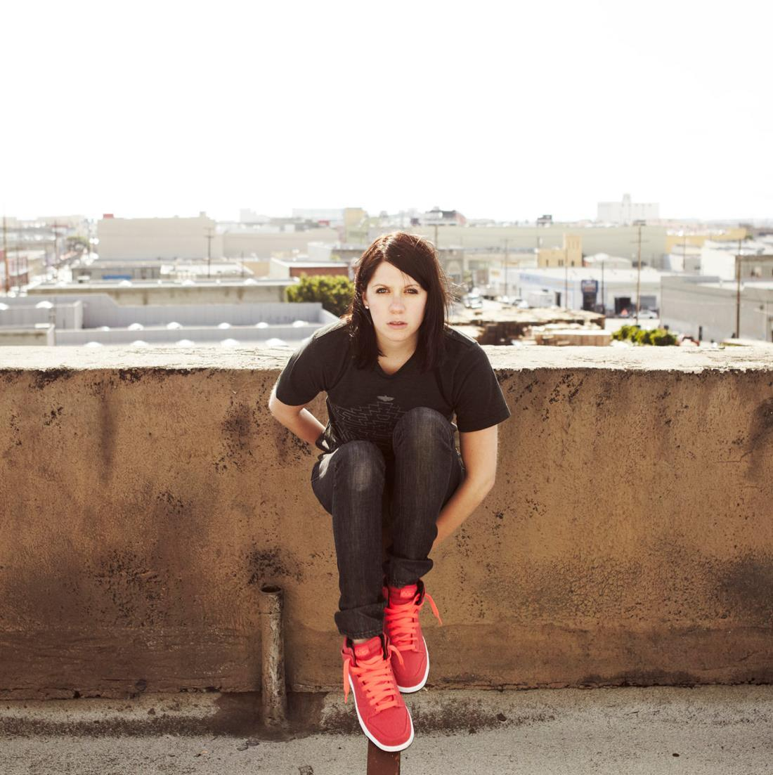 san francisco based k flay is a strong female voice in a
