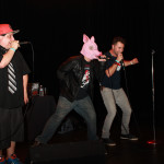 The Chicharones @ The Moxi Theater, September 21st.