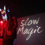 Slow Magic W/ Kodak to Graph, and Daktyl @ Hodi's Half Note. October 10th, 2014