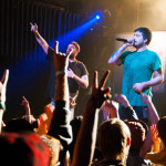 "Aesop Rock and Rob Sonic of ""Hail Mary Mallon"" @ The Aggie Theater, January 17th, 2015"