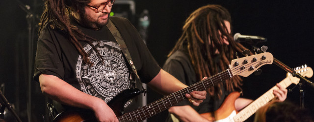 Tribal Seeds Dreads Tribal Seeds w/ The Movement