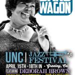 April 2015 – UNC Jazz Festival
