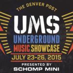 Underground Music Showcase 2015