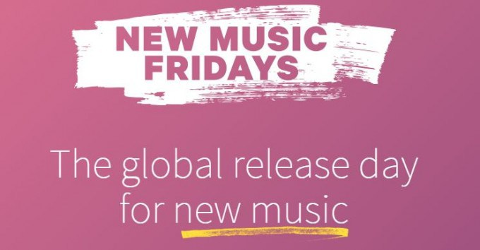 ifpi-new-music-fridays