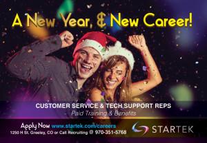 STARTEK - New Year New Career