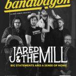 August 2019 – Jared & The Mill