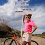 Yawper Goes West: Nate Cook Defies Death; Cycles Nation-Wide for Musicians' Sweet Relief