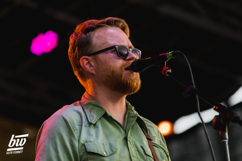 Bob Lefevre & The Already Gone: Edge Fest, 2021 - by Keith Forney