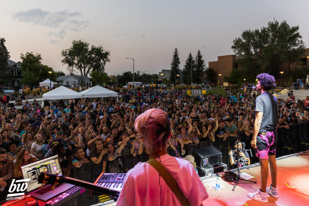 Tai Verdes: Edge Fest, 2021 - by Keith Forney